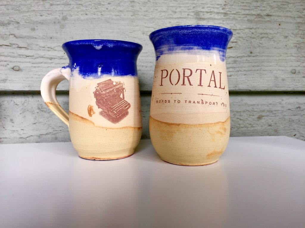 Yellow Bottom Portal Mugs 2nd edition